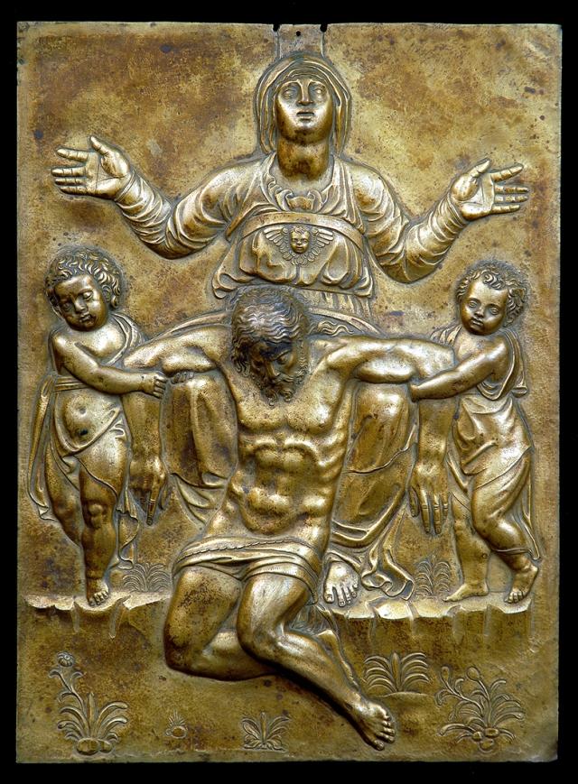 gomez-moreno-museo-michelangelo-pieta-plaque