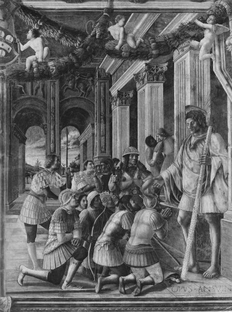 004 Felix Gem Fig 02 _ Ansuino da Forli__1450s__Church of Eremitani in Padova