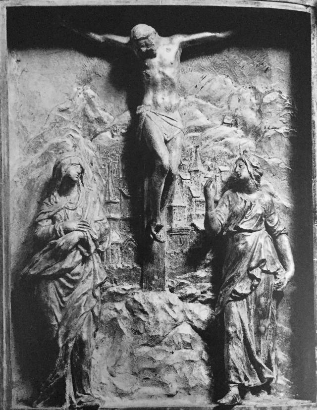 __Maggiore Crucifixion panel