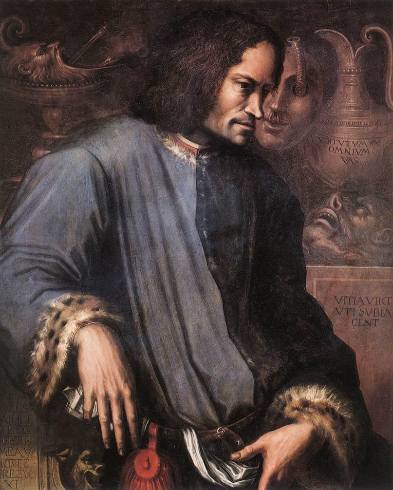 Vasari-Lorenzo-Uffizi