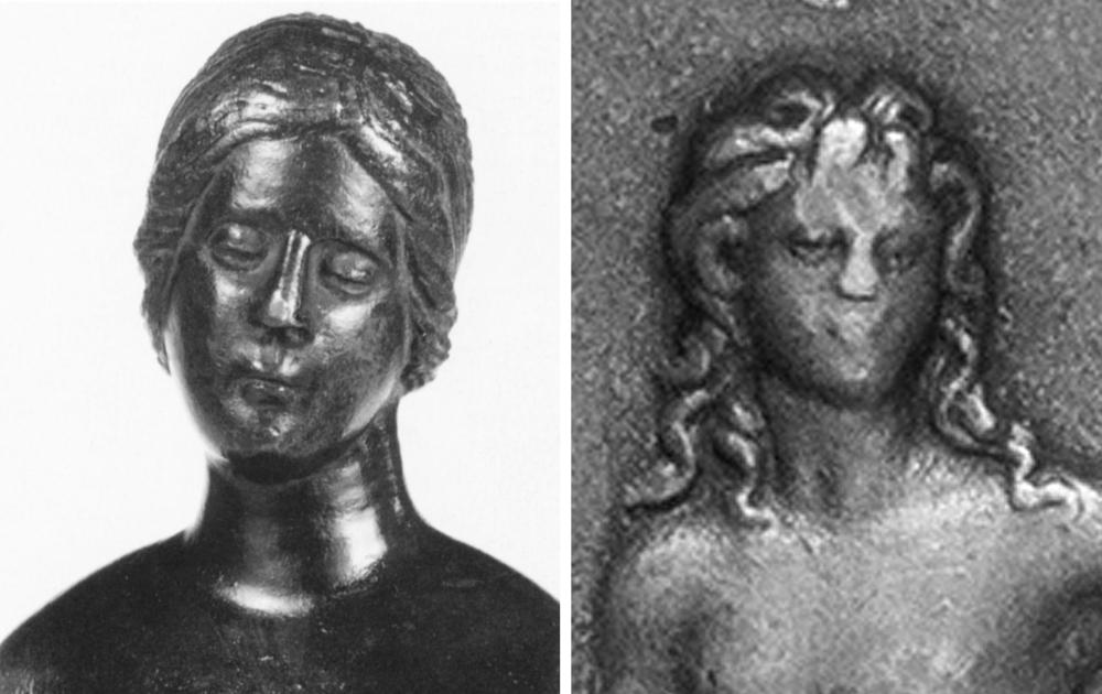 Francesco Francia _ Venus _ Kunsthistorisches _ plakette Apollo