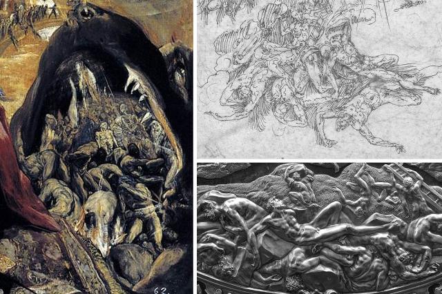 02 El Greco _ Roman Period _ Guglielmo Della Porta _ Fall of Giants