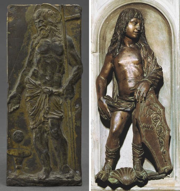 Bartolomeo Bellano putto putti Roccabonella monument